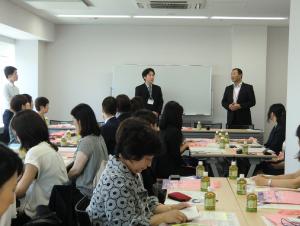 大学職業指導研究会の写真1